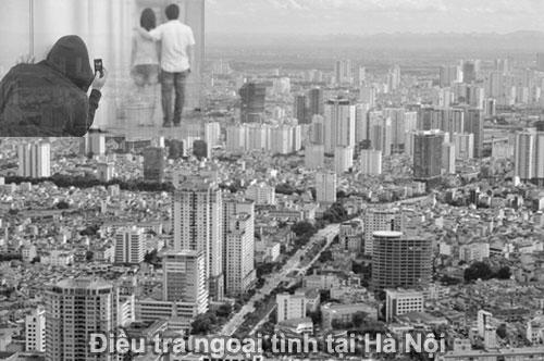 Điều tra ngoại tình tại Hà Nội