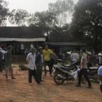 Hơn 100 chiến sĩ giải cứu 4 công an bị dân bắt trói