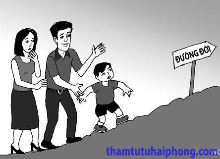 Quản lý giám sát con cái